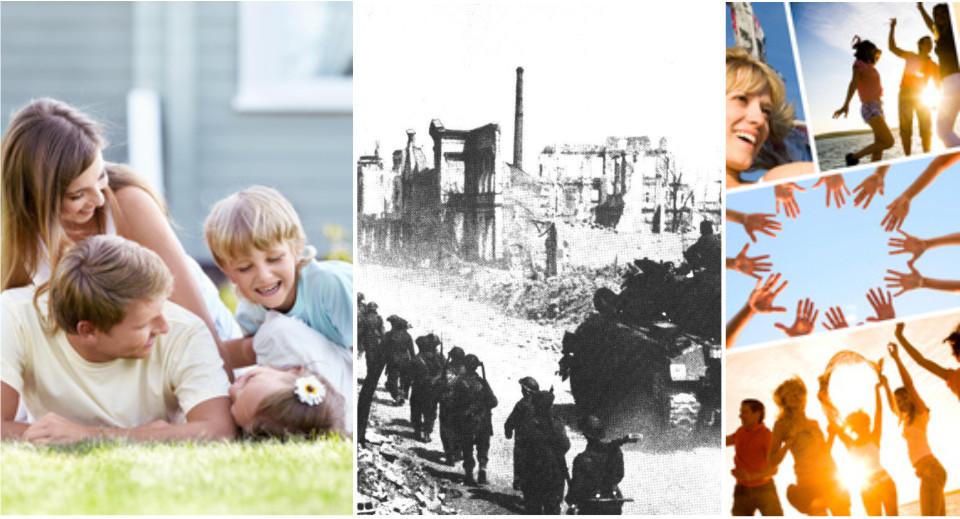 Chajim we Schalom: Leben und Frieden